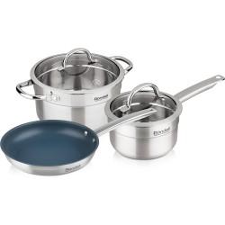 Rondell Creative Набор посуды 5 пр. RDS-138 5,4л, 1,5л ковш, 24см