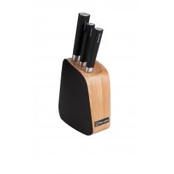 Rondell Small Balestra Набор кухонных ножей 4 предмета RD-485 (BK)