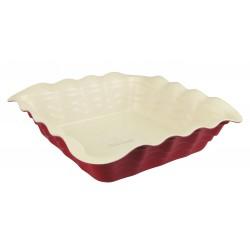 Rondell Wavy Форма для запекания прямоугольная 25*25 см