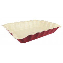 Rondell Wavy Форма для запекания прямоугольная 39*29 см