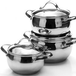MB Набор посуды 6пр с/кр 2+2,7+3,7л