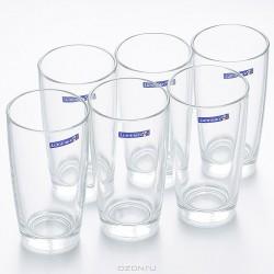 luminarc набор стаканов Монако 300мл 6шт. в упаковке