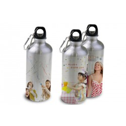 печать на спорт бутылке объемом от 350 мл до 1 л.