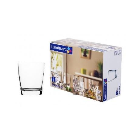 набор стаканов Монако 250мл 6шт