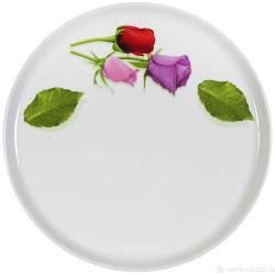 блюдо 300мм Королева цветов