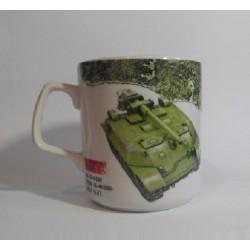 кружка 300 мл. Мир танков Т-57