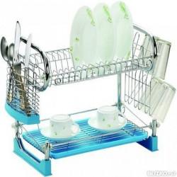 сушилка для посуды.550*255*345 хромированная сталь