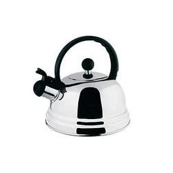 чайник со свистком 2,5л.нержавеющая сталь