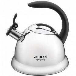 чайник со свистком 3,0л.нержавеющая сталь