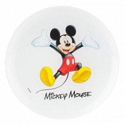 Luminarc Disney Colors Mickey 9172 тарелка десертная 20см