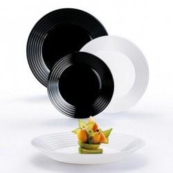 Столовый сервиз Luminarc Harena Black&White