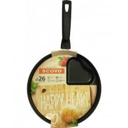 сковорода Happy heart d-260