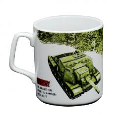 """кружка 300 мл. Мир танков ИСУ-152 """"Джойс"""""""