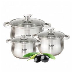 набор посуды 6 предметов