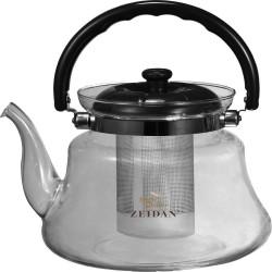 чайник заварной.1200мл(стекло)